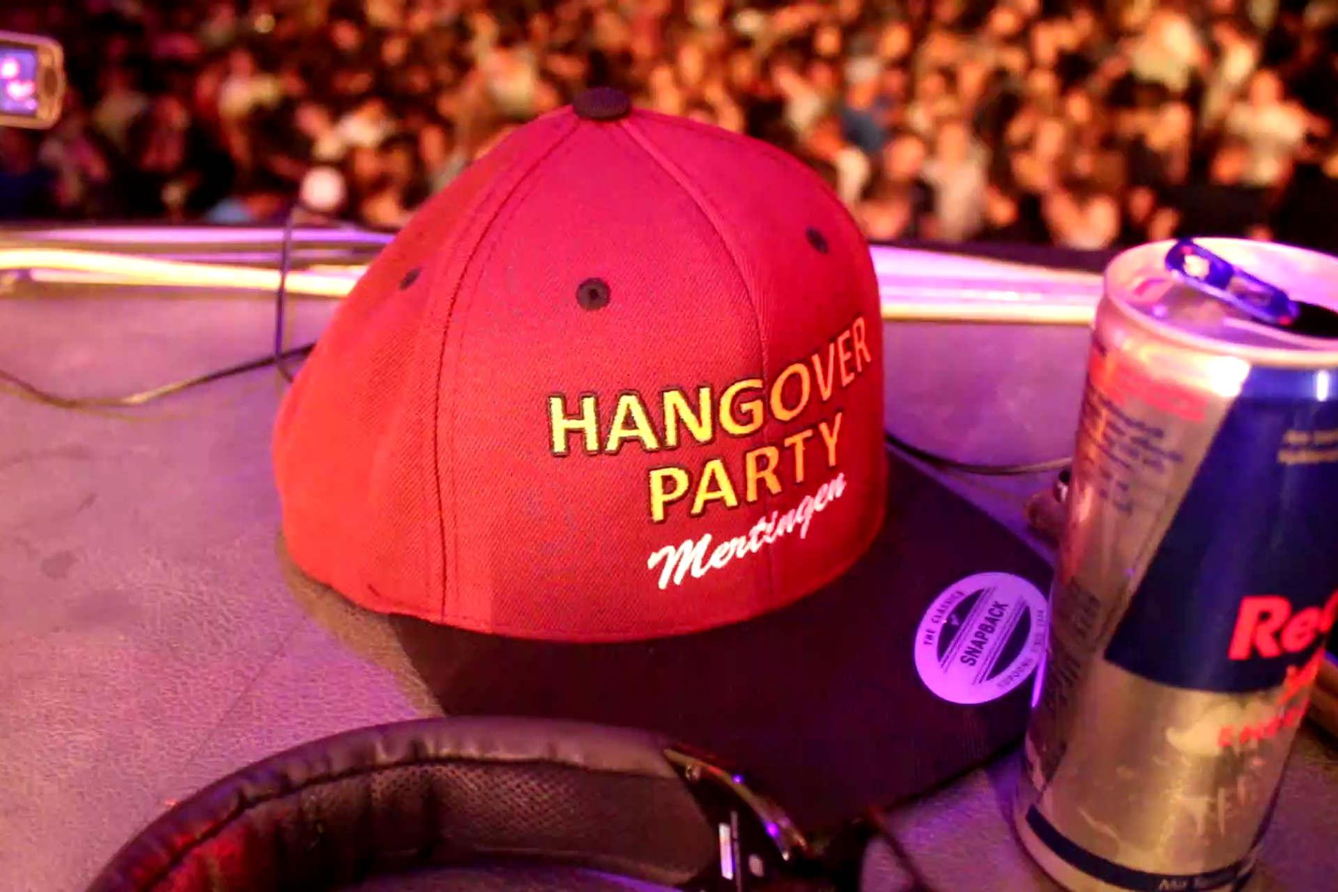 Hangoverparty Mertingen Cap
